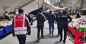 Silivri'de 17 Yaşındaki Pazarcı'ya Sokağa Çıkma Yasağı Kapsamında 2.Kez Para Cezası