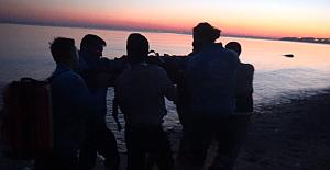 Silivri'de Gezintiye Çıkan Genç Metrelerce Yükseklikten Düştü