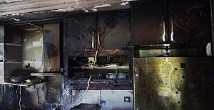 Selimpaşa'da Yangın Paniği