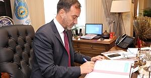 Başkan Yılmaz  AİLE SAĞLIK MERKEZİ Protokolünü İmzaladı