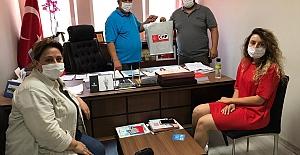 CHP Silivri, Basın Emekçileriyle Bir Araya Geldi