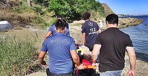 FLAŞ GELİŞME . . . Silivri'de 50 metrelik yükseklikten düşen 2 genç kız yaralandı