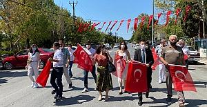 CHP 30 Ağustos Zafer Bayramını Köylerde yaşattı