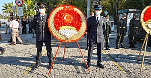 Silivri'de 30 Ağustos Zafer Bayramı Kutlandı