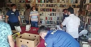 Silivri Polisinden Korsan Kitap Operasyonu