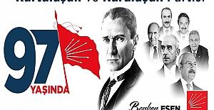 Berker Esen Partisinin 97 Yıl Kuruluş...