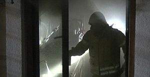Son dakika Haberi.. Silivri'de Buzdolabı Yangın Çıkardı
