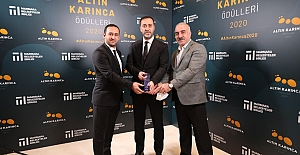 Silivri Belediyesi ''Altın Karınca'' Ödülü Aldı
