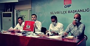 CHP SİLİVRİ'den açıklama