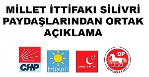 Millet İttifakından Kavaklı'daki Arazi Tahsisi Hakkında Ortak Açıklama