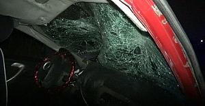 Silivri#039;de Trafik Kazası: 5 yaralı