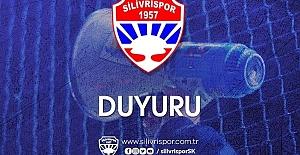 Silivrispor'da 22 kişi koronavirüse yakalandı