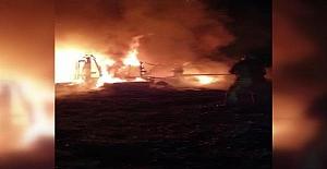 Silivri#039;de baraka alevlere teslim...