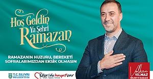 Başkan Yılmaz'dan Ramazan Ayı Mesajı