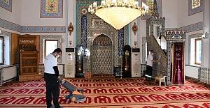 Cami ve Mescitler Ramazan ayına hazırlanıyor