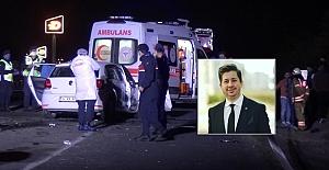 Silivri'de Trafik Kazası: Feci Şekilde Can Verdi