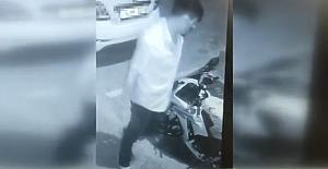 Silivri#039;de Motosiklet Hırsızlığı...
