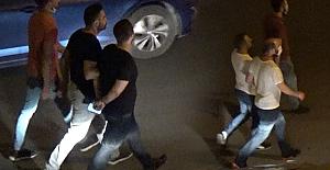 Silivri'de darp ettikleri patronlarından dükkanını ve 500 bin lira isteyen 2 çalışan gözaltında