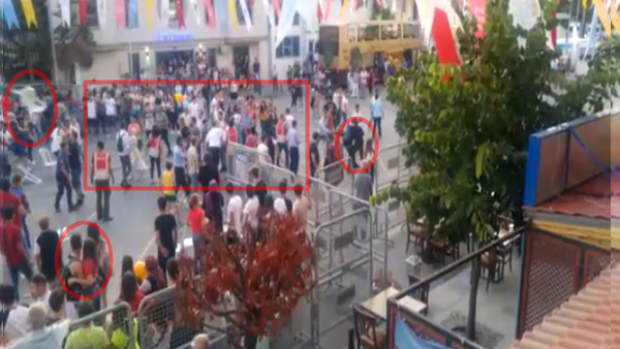 Silivri'de Ediz Konseri öncesinde Kavga Çıktı